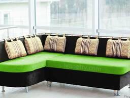 Мягкий и надёжный кухонный угловой диванчик - Альбатрос