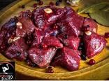 Мясо косули шашлык - фото 3