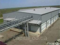 Мясомолочный комбинат в Одесской области