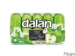 Мыло Dalan Beaty 70* 5 Зеленое яблоко