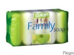 Мыло Dalan Family 5*75 Зеленое яблоко
