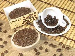 Мыло ручной работы, Кофейные зерна