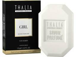 Мыло Thalia GIRL Парфюмированное для женщин, 115 г