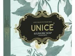 Мило Unice Sulphuric Soap Натуральне з сіркою, 100 г