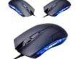 Мышка Cobra Optical 1600 DPI USB проводная оптическая. ..
