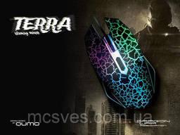 Мышка Qumo Dragon War Terra проводная оптическая. ..