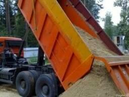 Мытый песок (от 25 тонн)