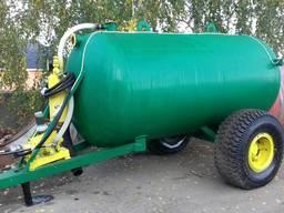 МЖТ-6Г Машина, бочка для внесения жидкого навоза