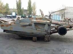 На Автоскрепер ковш МоАЗ-546П скрепер ДЗ-375