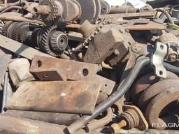 На постоянной основе покупаем стальной и чугунный лом, нержавейку, стружку, производим дем