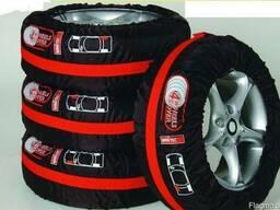Набір чохлів для шин і дисків Кар Тайп Ковер, Car Tyre Cover