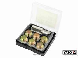 Набір для ремонту оливних пробок YATO М22 х 1.5 6 шт