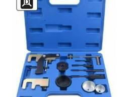 Набір фіксаторів для обслуговування двигунів Renault, Nissan, Opel (1.5, 1.9, 2.2. ..
