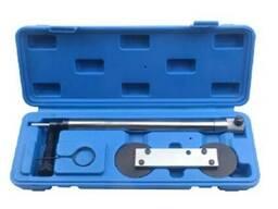 Набір фіксаторів для обслуговування двигунів VAG, 4пр. 1.4, 1.6 FSI, 1.4TSI, в кейсі. ..