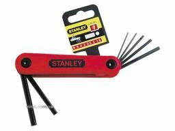 Набір ключів шестигранних Stanley 7 шт
