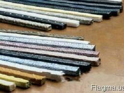 Набивки ХБЛП 6-28 мм, 30-50 мм;ХБС 6-28 мм, 30-50 мм