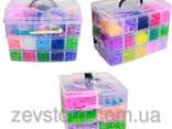 Набор 3 яруса шкатулка (2100 шт), наборы для плетения, станки - фото 1