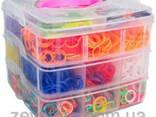 Набор 3 яруса шкатулка (2100 шт), наборы для плетения, станки - фото 2