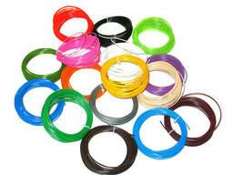 Набор ABS пластика нити для 3D ручки из 16 цветов