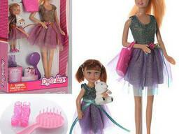 Набор Defa Lucy две куклы - мамa и дочь (8304)