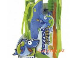 "Набор детский ""Акула"" – Pierrot Kids Sharky Dental Kit –. .."