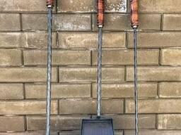 Набор для мангала (кочерга, совок, метла)