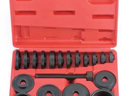 Набор для снятия и установки подшипников ступиц 24 пр. .. .