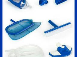 Набор для уборки и чистки бассейнов с пылесосом Intex (3. ..