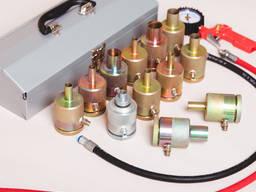 Набор для заправки газо-масляных амортизаторов 12 ед Premium