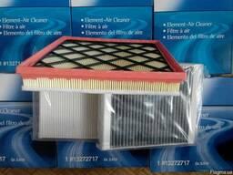 Набор фильтров (воздушный салона) для Chevrolet Cruze.