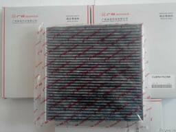 Набор фильтров (воздушный салона уголь) для Honda Accord 7/8