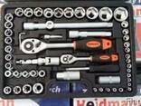 Набор головок ключей инструментов 108 шт. heidmann - фото 1