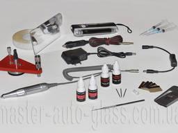 Набор инструментов для ремонта автомобильных стекол