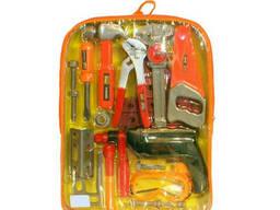 Набор инструментов Junior Builder в рюкзаке (2082/2083)
