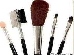 Набор кисточек для макияжа colorful 608 (кисти Колорфул 5 шт