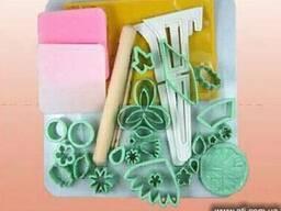 Набор кондитерских резаков для цветочков