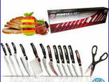 Набор кухонных ножей Miracle Blade (Мирэкл Блэйд) - фото 1