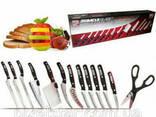 Набор кухонных ножей Miracle Blade (Мирэкл Блэйд) - фото 3