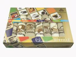 Набор кухонных вафельных полотенец Niltex Неделька 40х60 Хлебушек 7шт SKL53-240118
