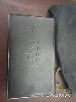 Набор кювет для КФК 2 из оптического стекла, качество СССР, складского хранения,