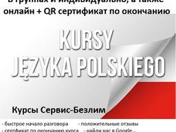 Репетитор польского языка в Кривом Роге и онлайн
