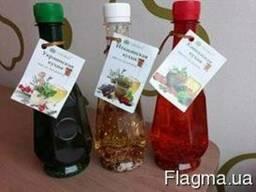 Набор натуральных масел 3 вида кавказская, итальянская и укр