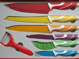 Набор ножей Super Lux с керамическим покрытием в коробке. ..