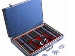 Набор офтальмологических пробных линз, на 266 штук