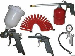 Набор пневмоинструмента для компрессоров