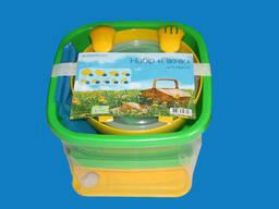 Набор посуды для пикника Гемопласт на 6 персон