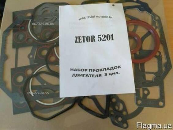 Набор прокладок двигателя Зетор Zetor 5201