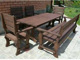 Набор садовой мебели №2 Код: СМ-2 Под заказ