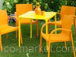 """Набор садовой мебели Стол """"Альф"""" и 4 стула """"Гектор"""", Алеана - фото 1"""