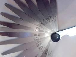 Набор щупов №2 для измерения зазоров